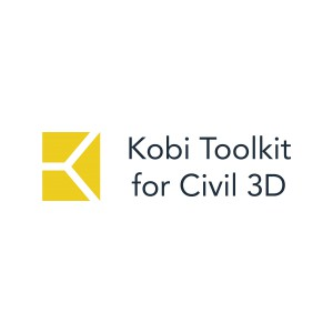 Kobi Toolkit for Civil 3D - 1 utilisateur